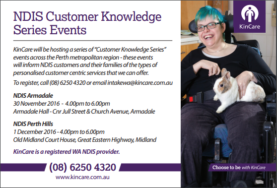 NDIS Events