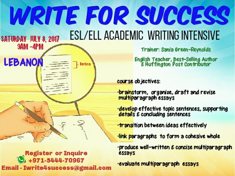 comparative essay writing esl If you've been assigned to analyze the difference between the two versions of the english language, the following academic essay sample will come in handy.