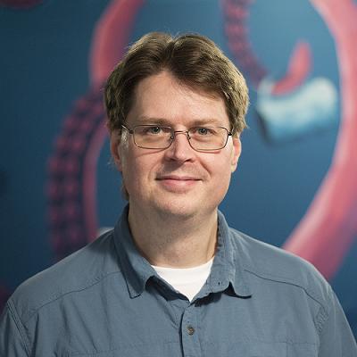 Instructor David Langer