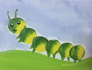 Friendly Caterpillar