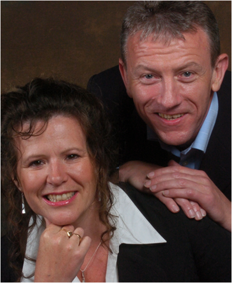 Rita & Kevin, First Position Performance Development Ltd