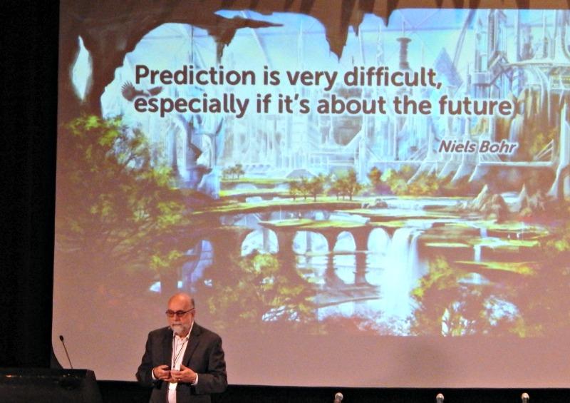 Predicting the Future Jim Stikeleather