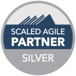 Biner is a Scaled Agile Silver Partner logo