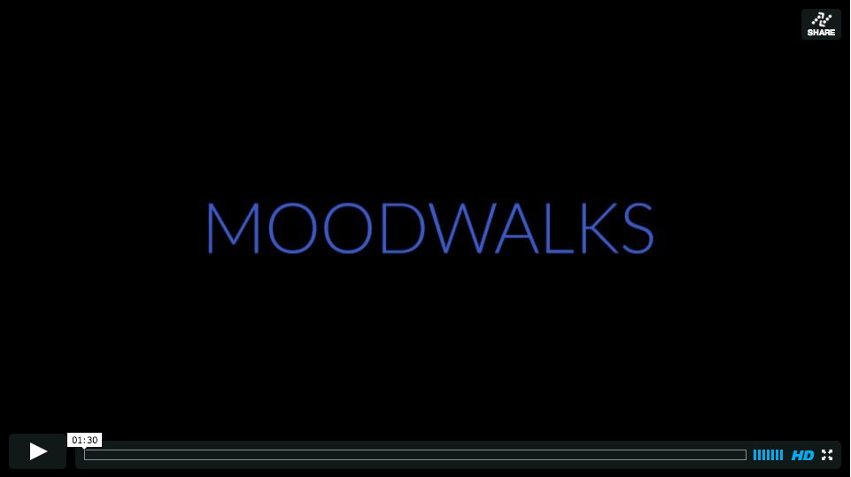 Moodwalk video van Niene's Moodlab