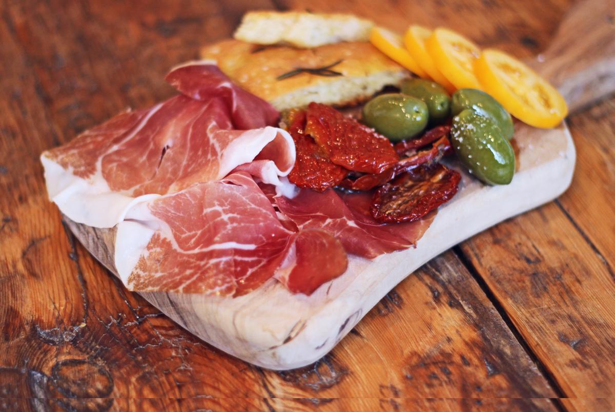 Parma Ham Board