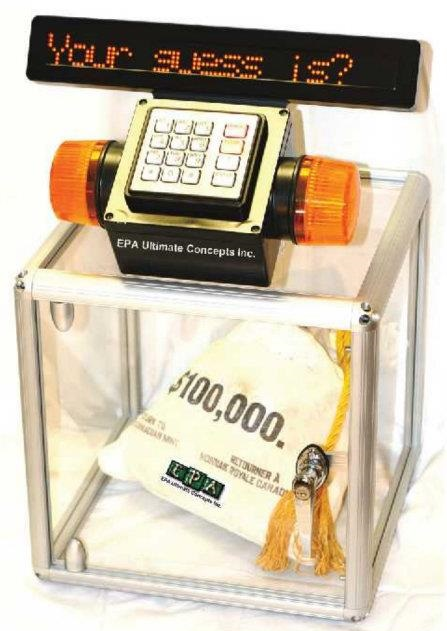 $100,000 Ultimate Visible Vault Challenge™