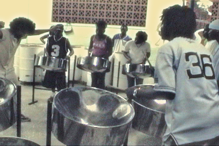 steel drum performance