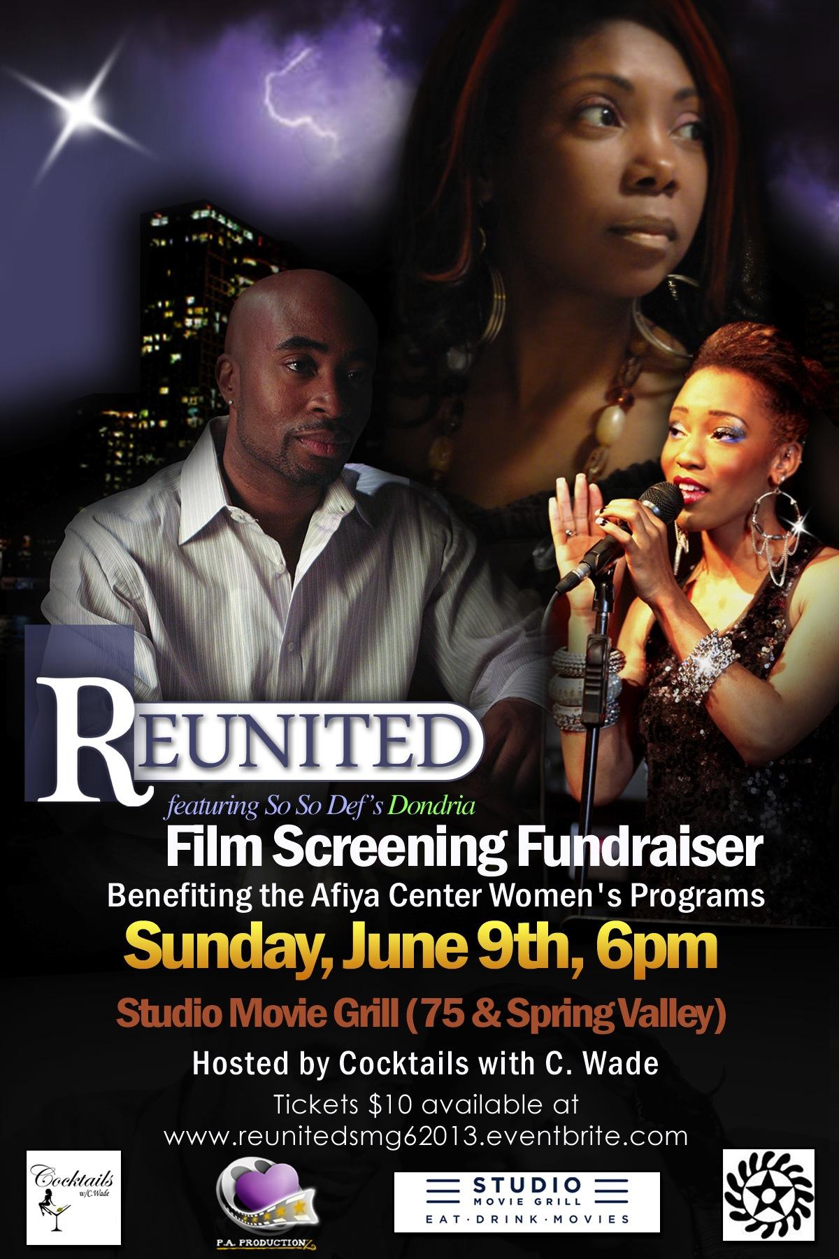 Reunited Film Screening and Radio Show starting 6 pm