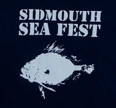 Sidmouth Sea Fest logo - John Dory