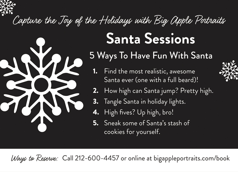 5 fun things to do with Santa
