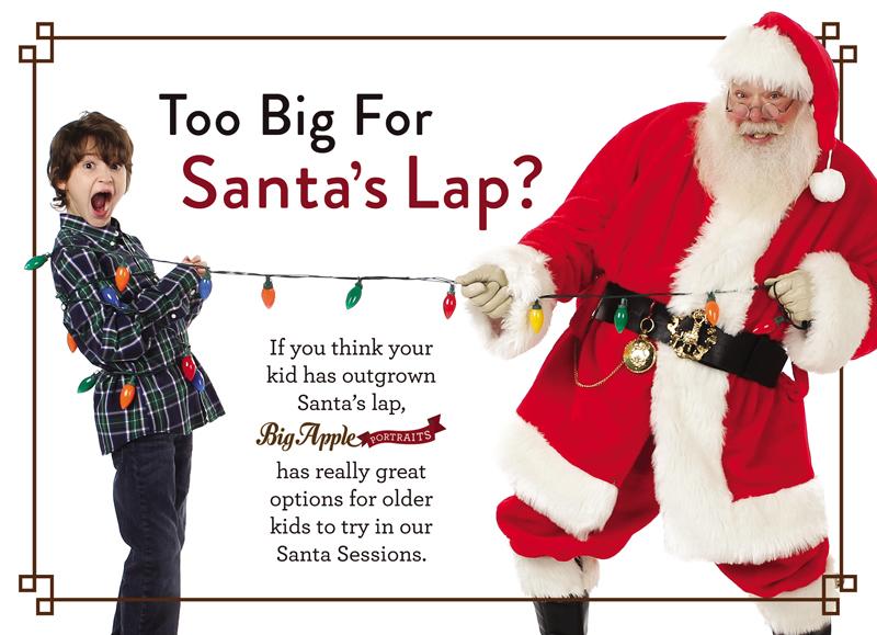 Santa Session at Big Apple Portraits