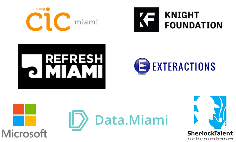 Current and Past Sponsors