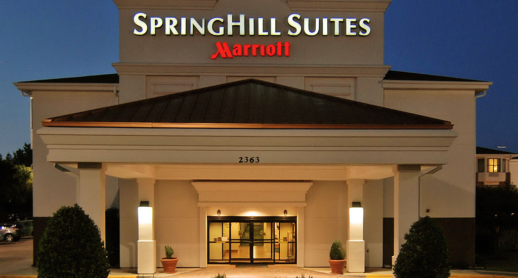 The Spring Hill Suites Marriott is offering a special of only $99 per night.  Click on the link below to book your hotel room for only $99.