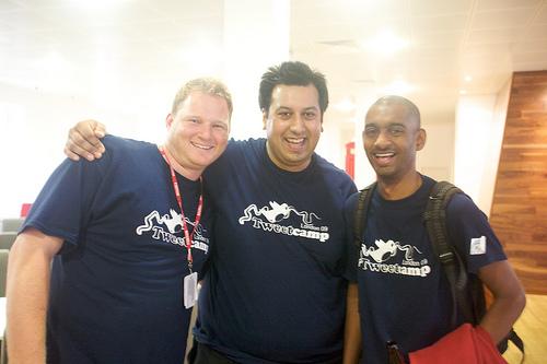 Photo by Benjamin Ellis fo TweetCamp 2009