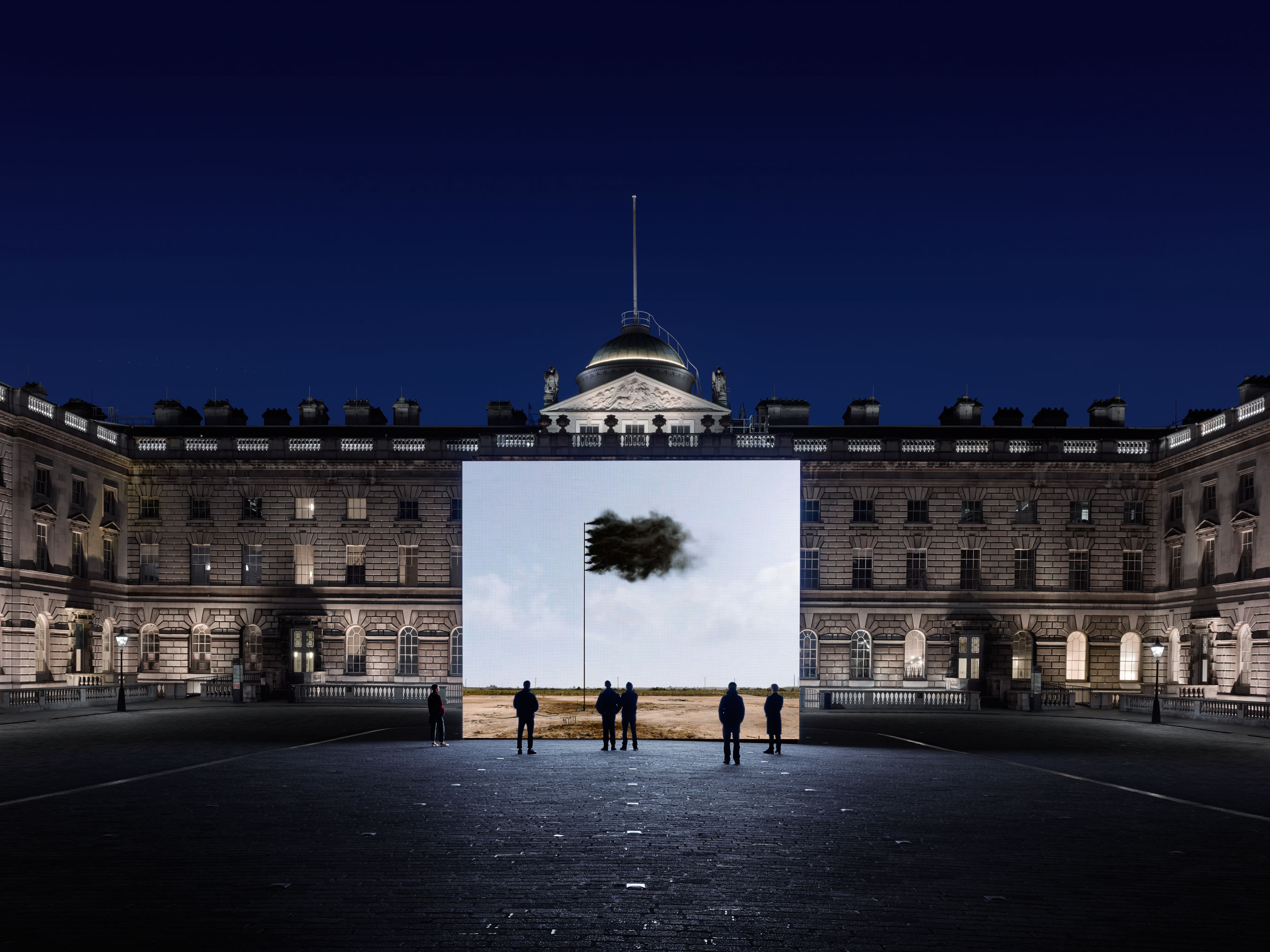 2017 · WESTERN FLAG / SOMERSET HOUSE, LONDON © Will Pryce