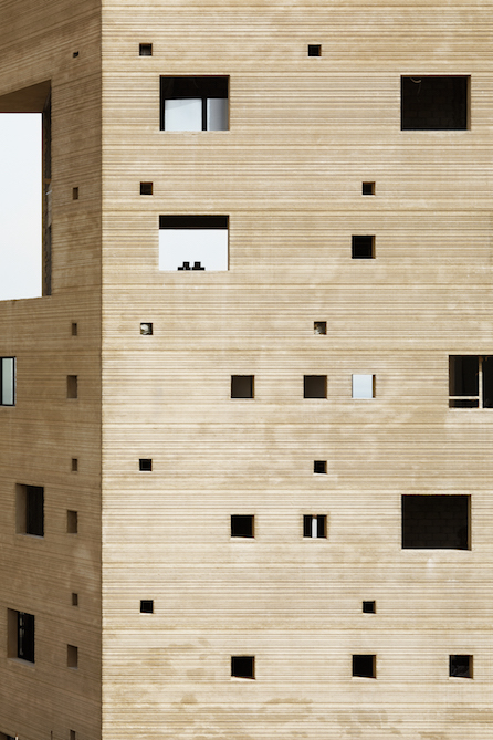 Photo © Takuji Shimmura _ Project ongoing © Lina Ghotmeh – Architecture _ Beyrouth