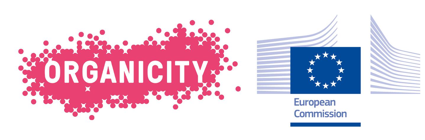 Organicity and EU Logos