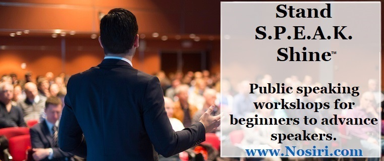 Public Speaking Class Washington DC and Maryland