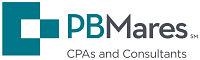 PBMares CPA logo