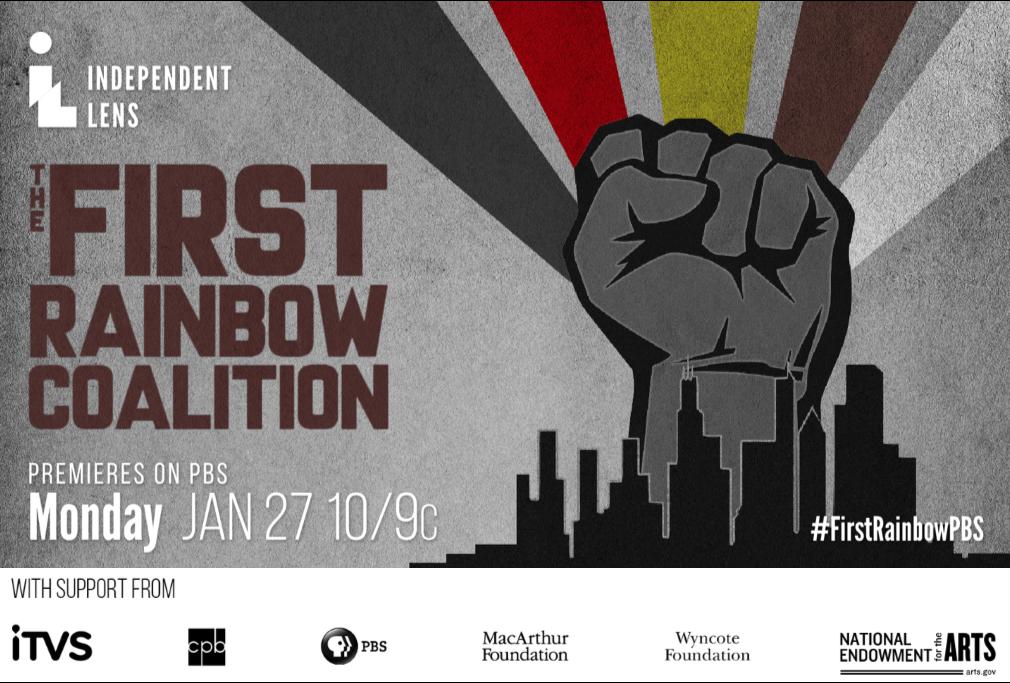 The First Rainbow Coalition ITVS