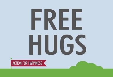 Free Hugs Poster