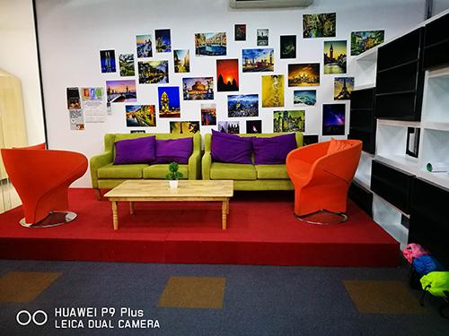 EmeraldHUB coworking space