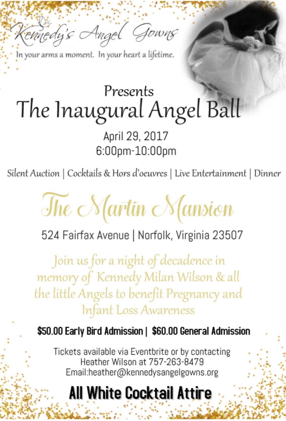 The Angel Ball 2017