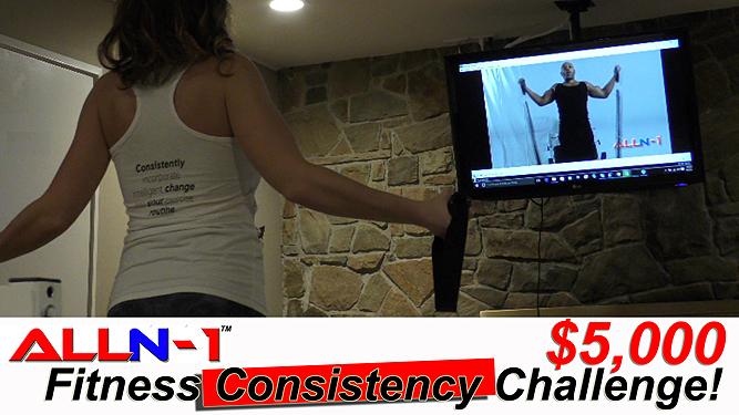 $5,000 ALLN-1 Fitness Consistency Challge