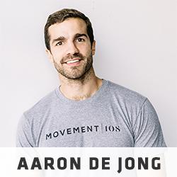 Aaron de Jong