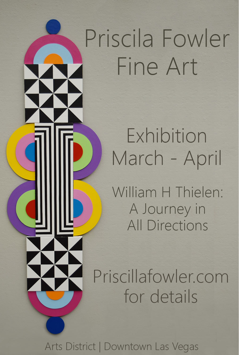 William H Thielen Exhibition
