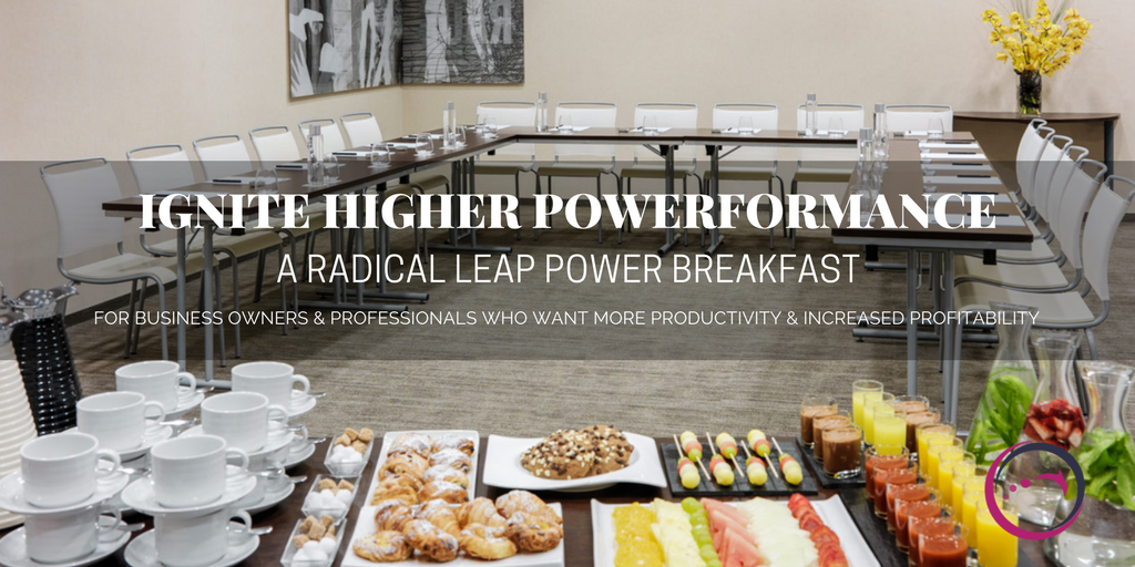 Radical Leap Power Breakfast