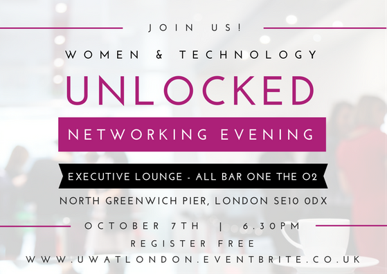 UWAT Networking Evening