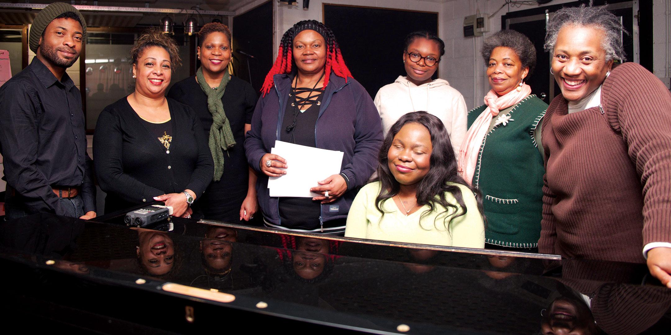Singing Cultures Choir 2018