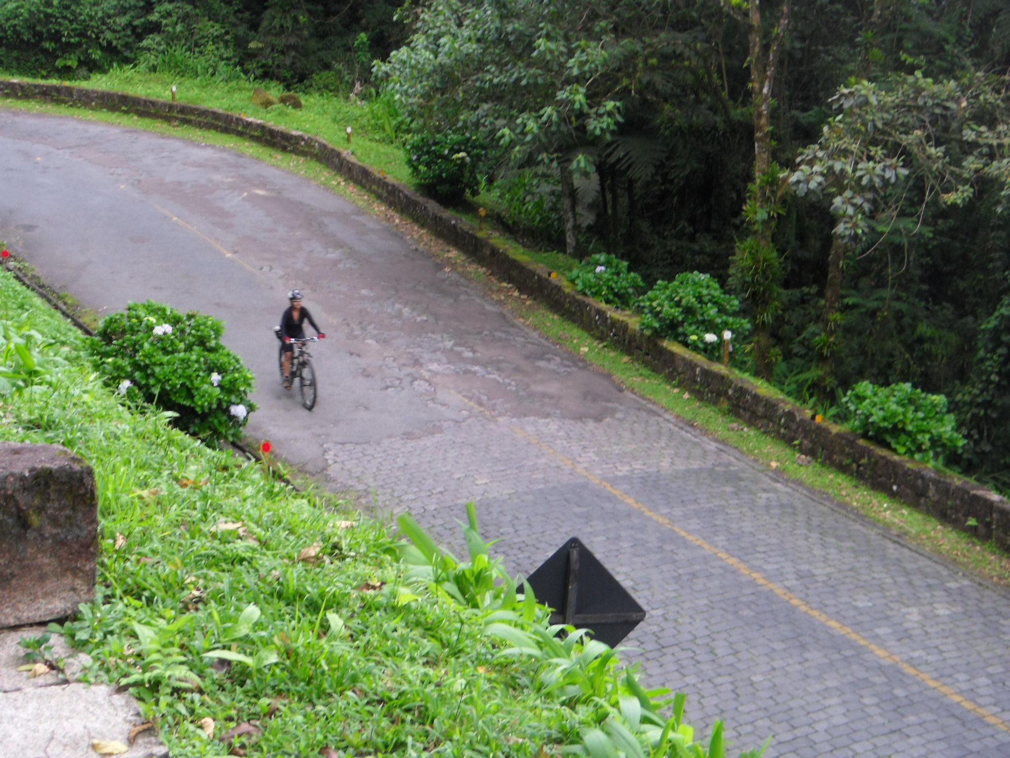 Pedal na Serra da Graciosa