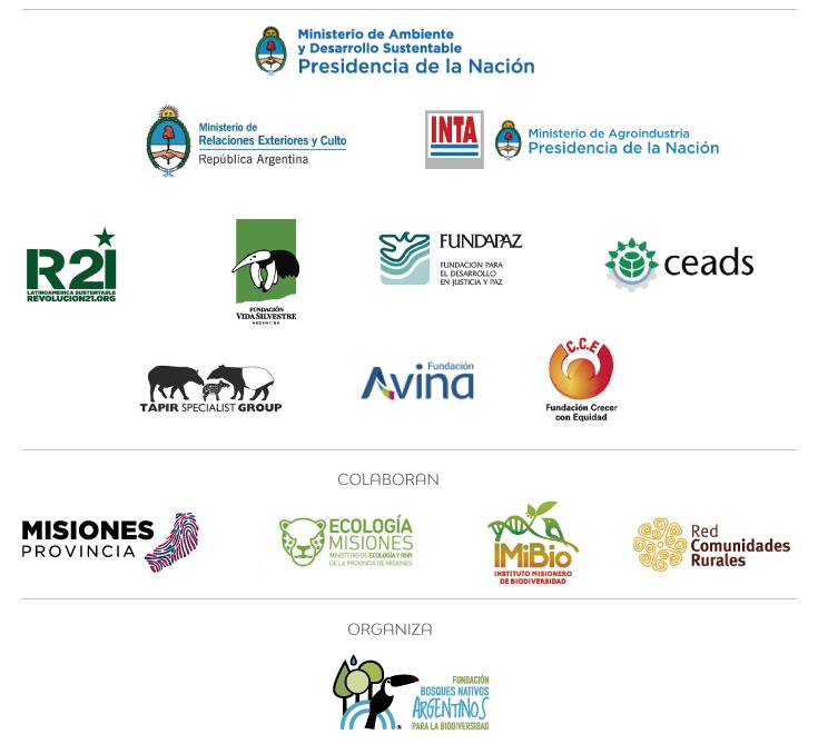 Logos organizadores