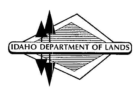 Idaho Dept of land logo