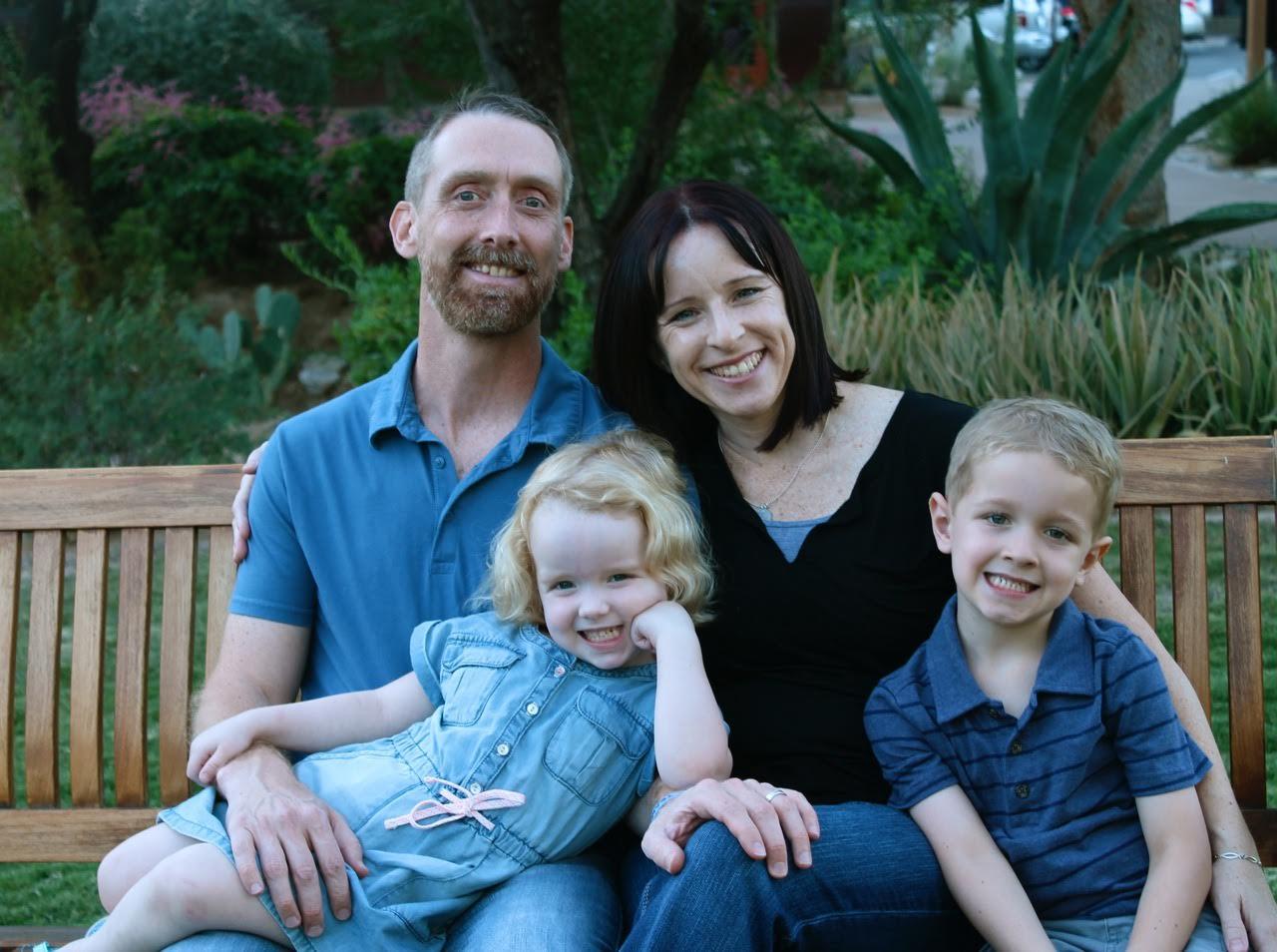 Jeremy Killen and family
