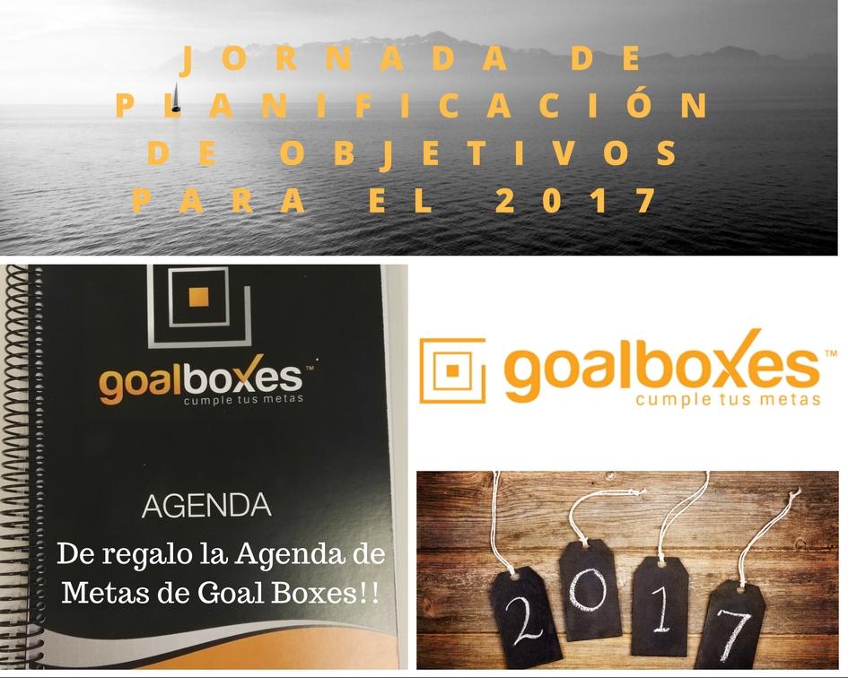 jornada de Planificación de objetivos del 2017