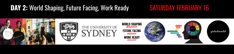 girledworld WOW Summit University of Sydney