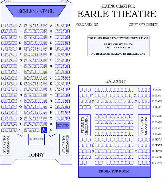 Historic Earle Theatre