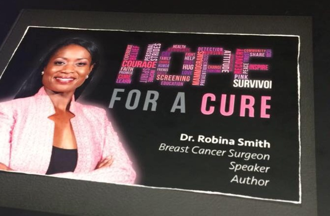Dr. Robina M. Smith, MD