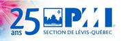 Logo PMILQ 25 ans