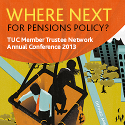 TUC Member Trustee Network illustration branding