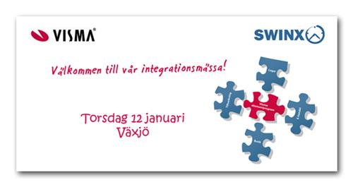 Integrationsmässa i Växjö, 12 jan