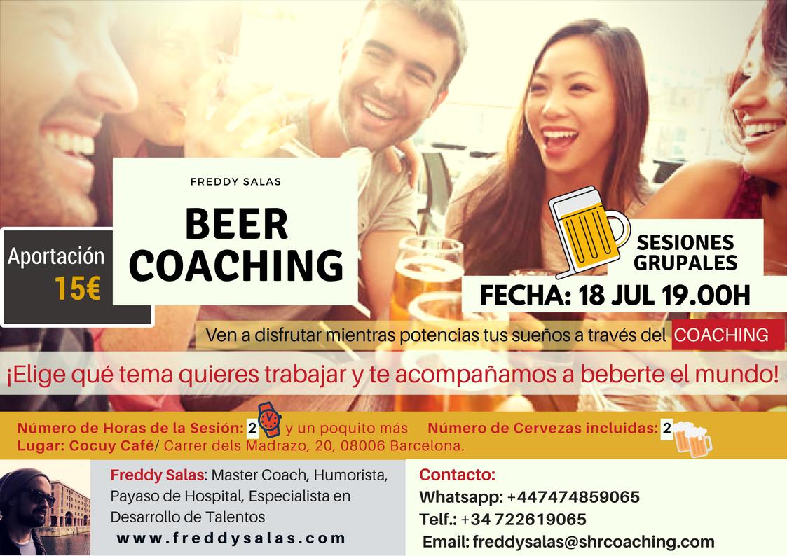 Beer Coaching
