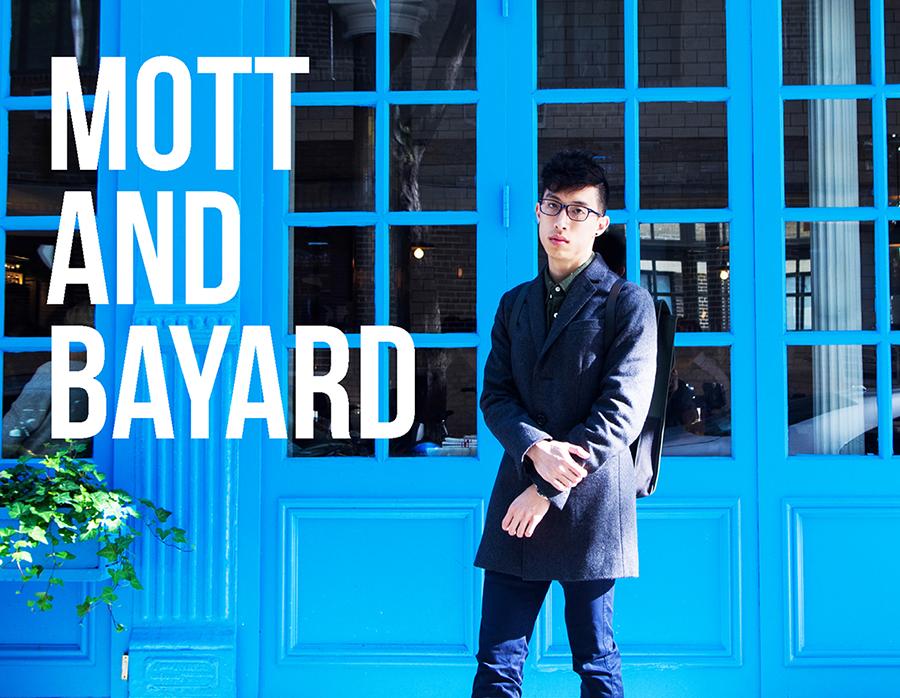 Mott & Bayard Eyewear Lookbook