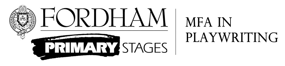 Fordham/Primary Stages MFA in Playwriting