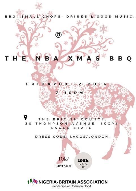 N-BA Xmas BBQ Party