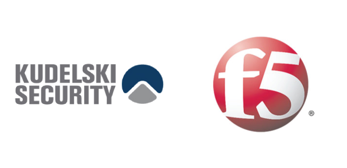 KS & F5 logos