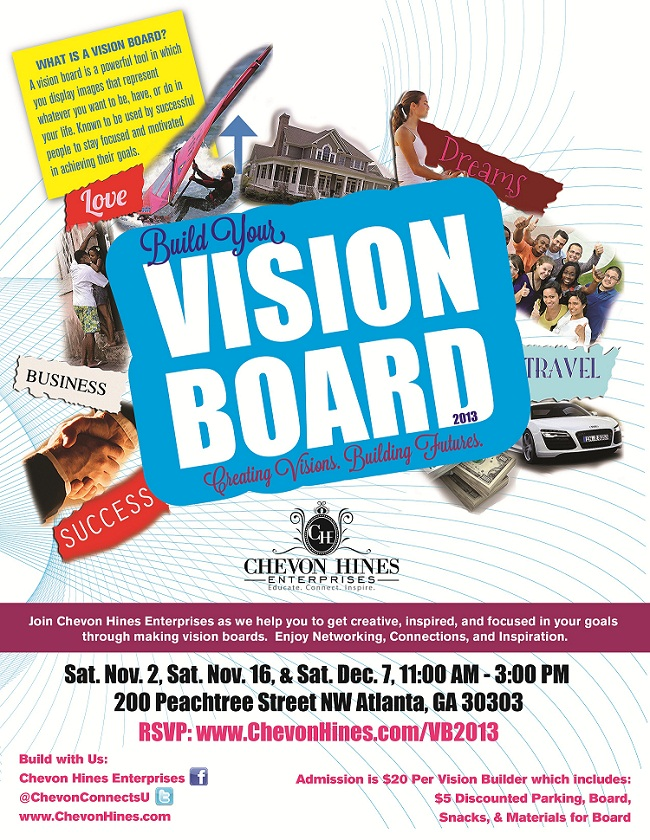 Events - University of Baltimore |Events Vision Board
